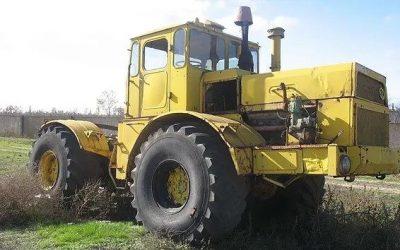Для съемок нужен трактор!