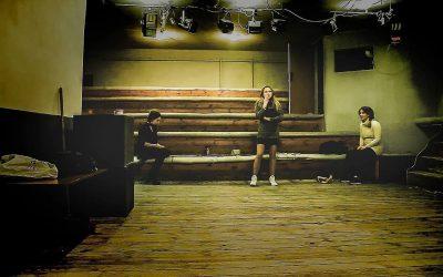 Репетируем с актерами